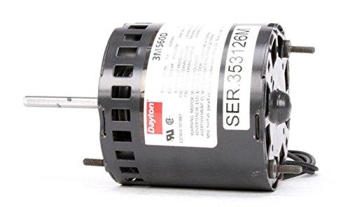 1550 rpm 115v 3 3 diameter 3 3 diameter 1/70 hp dayton 3m560 electric motor