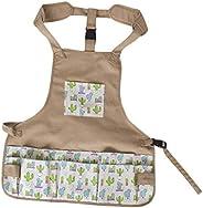 Waterproof Apron with Pockets - Work Cloth - Adjustable Bib Butcher Apron - Best for DishWashing, Lab Work, Bu