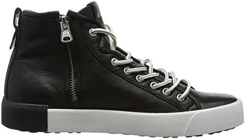 Black Baskets Blackstone Black Pl70 Noir Noir Femme Hautes PvYFwYqT