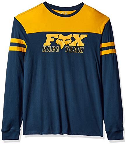Fox Mens Airline Trudri Modern Fit Long Sleeve Tech T-Shirt