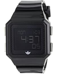 Mens ADH4003 Black Peachtree Digital Watch. adidas