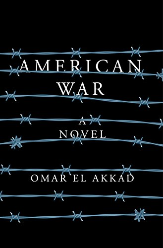 Book cover, American War, by Omar El Akkad