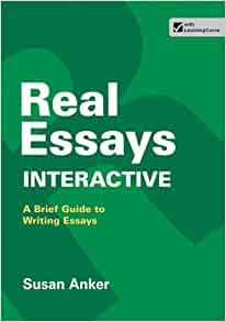real essays by susan anker 4th edition Results 1 - 48 of 2009  writing & reading across the curriculum, brief edition (4th edition)  keys for  writers 7th edition by ann raimes and susan k miller-cochran  used - real  essays with readings 5th ed - anker - instructors ed.