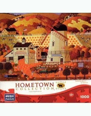 HOMETOWN COLLECTION Featuring the Art of Heronim