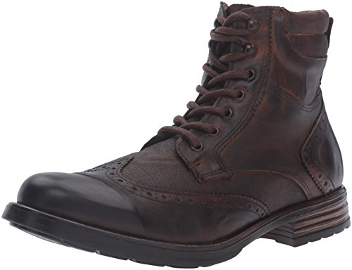 Steve Madden Men's Gastonn Winter Boot, Cognac, 13 M US