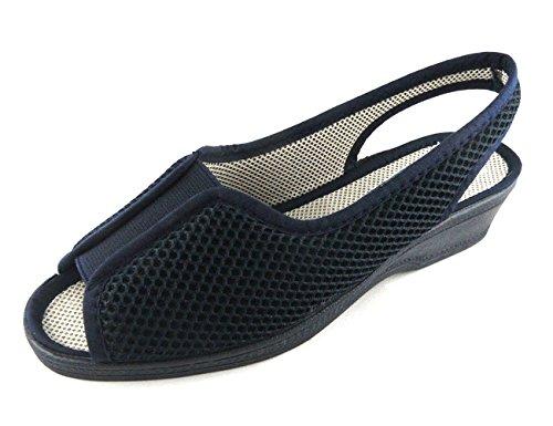 Shoesy - Sandalias de vestir para mujer turquesa