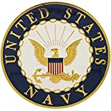 "U.S. Navy Medallion Emblem (4"")"