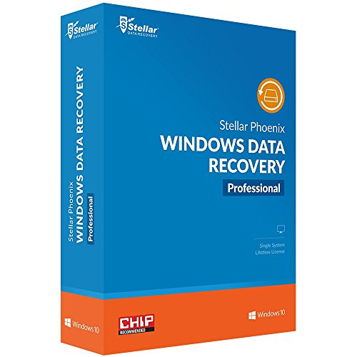 Stellar Data Recovery Software Professional
