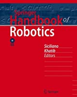 Springer Handbook of Robotics Front Cover