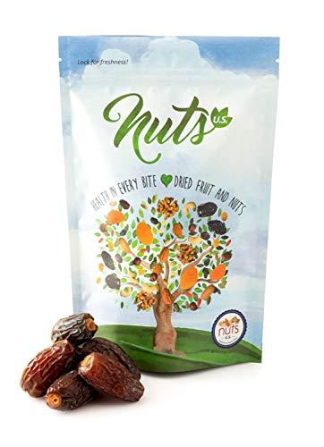 NUTS U.S. - Organic California Medjool Dates (1 LB) by NUTS - U.S. - HEALTH IN EVERY BITE ! (Image #2)