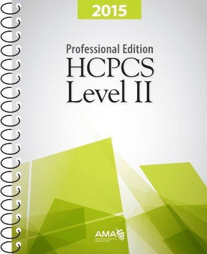 2015 hcpcs level ii professional - 5
