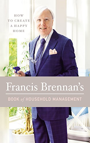Cheap  Francis Brennan's Book of Household Management: How to Create a Happy Home
