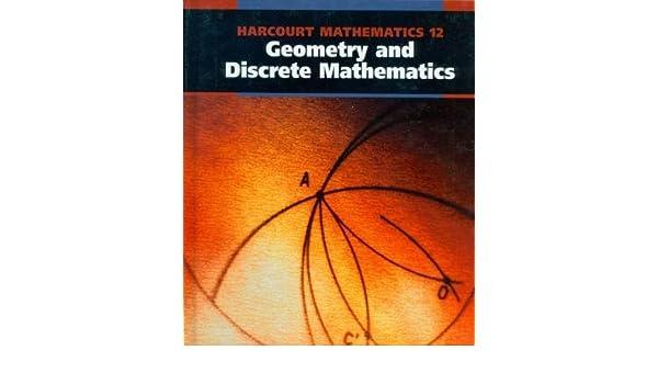 Geometry And Discrete Mathematics 12