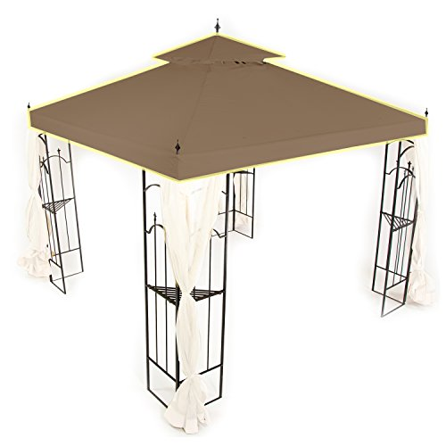 Garden Winds Replacement Canopy Top Cover for 10x10 Arrow Ga