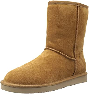 2843f4c74e3 Koolaburra by UGG Women's koola Short Fashion Boot, Chestnut, 08 M ...