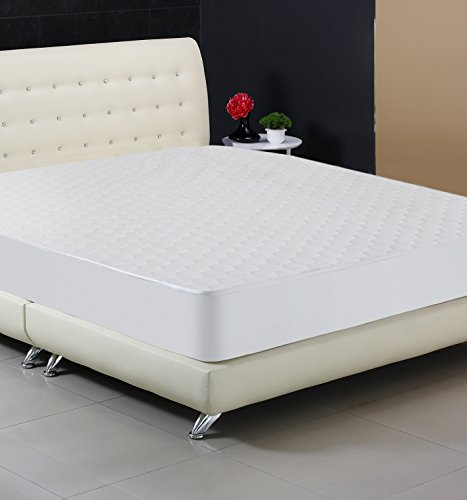 Premium Waterproof Mattress Pad Hypoallergenic