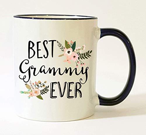 Grammy Mug Best Grammy Ever Grammy ()