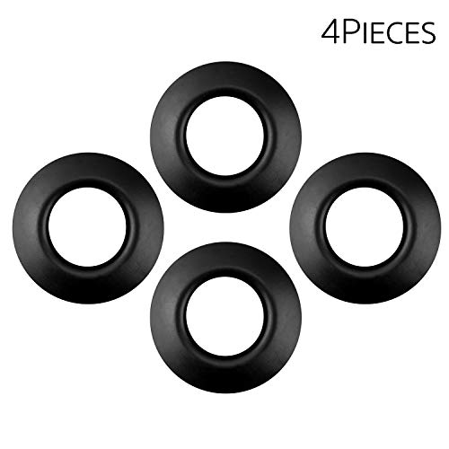 Yikor (4 Pieces, 6 Pieces, 8 Pieces) Universal Kayak Paddle Drip Rings Rubber Canoe Paddle Drip Ring,Fit Your Kayak Paddle Shaft Accessories Replacement