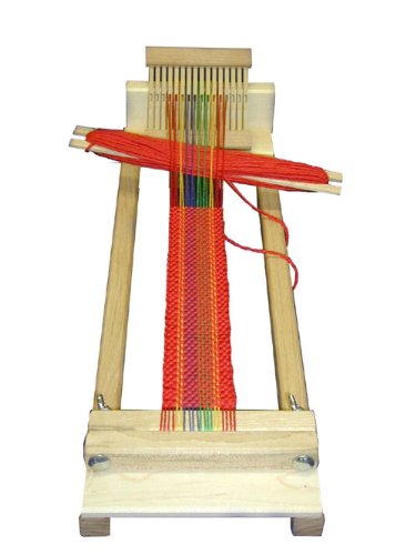 Beka 07101 Child s 4 Weaving Loom Handcraft Product
