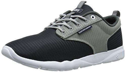 DVS Black Weave Premier 2.0 Shoe Navy/Grey Mesh