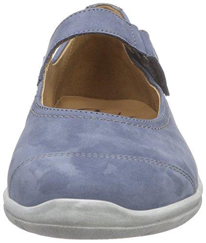 Bleu Weite Ballet Flats G Jeans Ganter 3462 Antrazit Women's Gill UqxTO