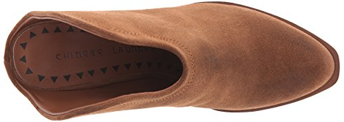 Kelso Women's Chinese Black Boot Laundry 6 US Caramel M AEEarf