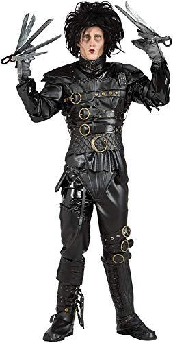 Edward Scissorhands Costume, Black,
