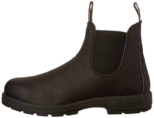 Pictures of Blundstone Men's 587 Round Toe Chelsea Boot blank 5