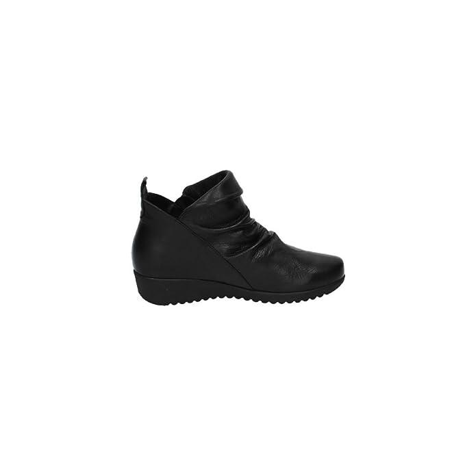 PAULA URBAN 2-36 BOTÍN DE Piel Mujer Botines Negro 35: Amazon.es: Zapatos y complementos