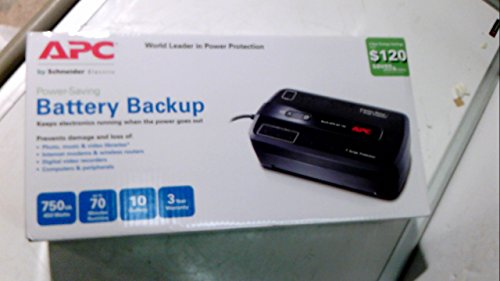 APC Back UPS Backup Battery Protector