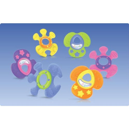 DDI Small Softees Teethers Case Pack 48