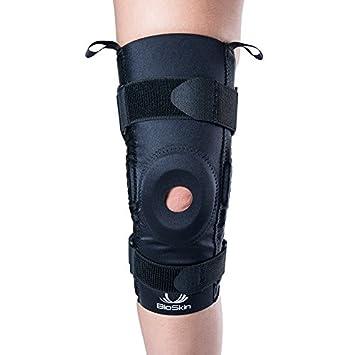 1ce8f48e18 BioSkin Medium Ultima Hinged Knee Support: Amazon.co.uk: Health & Personal  Care