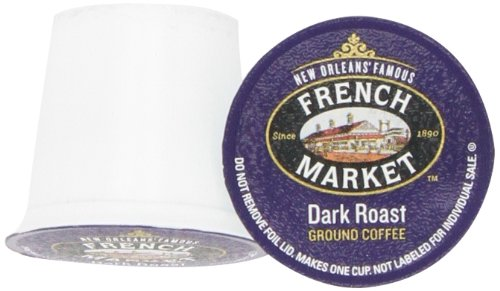 FRENCH MARKET Coffee Single Serve