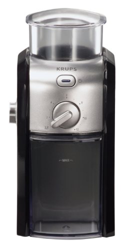 krups conical burr coffee grinder - 3