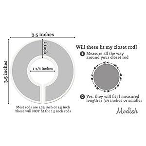 Modish Labels Baby Nursery Closet Dividers, Closet Organizers, Nursery Decor, Baby Boy, Woodland, Fox, Bear, Owl…