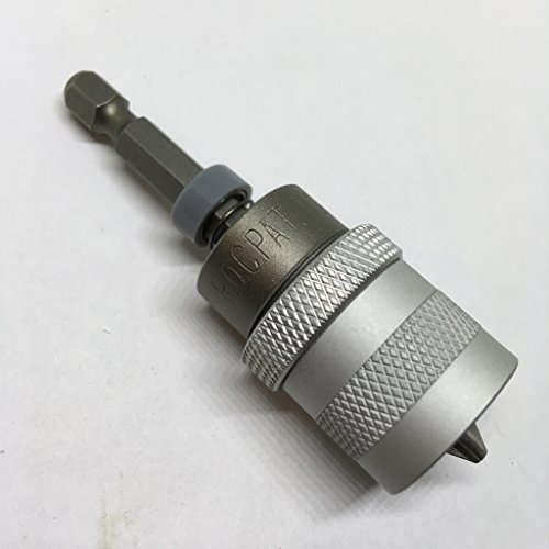 ELECTRIC DRILL to SCREWGUN CONVERTER Adjustable Clutch Drywall Tool Screw Depth