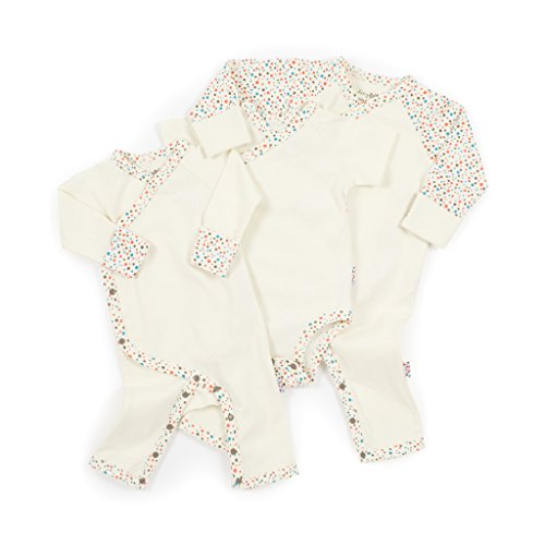 TinyBitz Growing Kit for Newborn Winter Babies, Tiny Dots