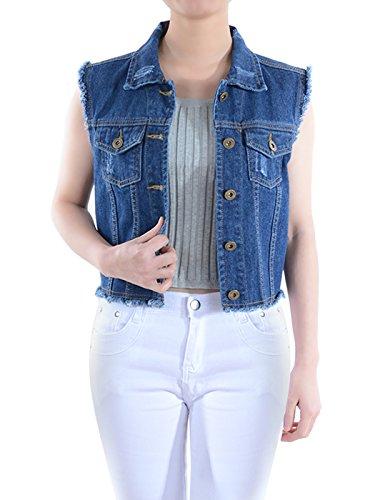 jacket over sleeveless dress - 7