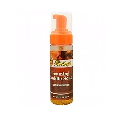Foaming Liquid Glycerine Saddle Soap - 5 Ounce ()