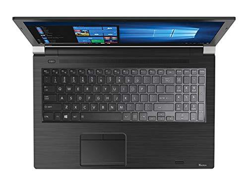 "Dynabook Toshiba Tecra A50-F 15.6"" Business Laptop Computer, Intel Celeron 4205U 1.8GHz, 4GB DDR4, 128GB SSD, WiFi 6, Bluetooth 5.0, Webcam, Remote Work, Windows 10 Pro Education, iPuzzle Mousepad"