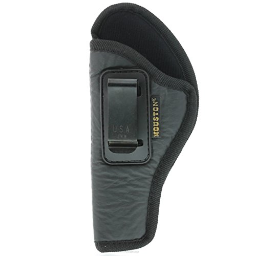 Eco Leather Suede IWB Holster Metal Clip (57 - 4