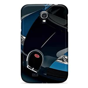 For Galaxy S4 Tpu Phone Case Cover(bugatti)