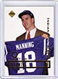 Rare Peyton Manning 1998 Collector's Edge Rookie Card