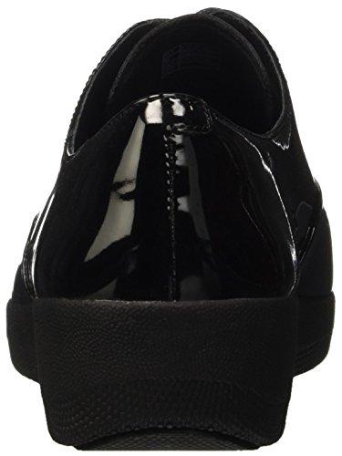 Fitflop Classic Tassel Superoxford Tm, Sandalias con Plataforma para Mujer Nero (Black)
