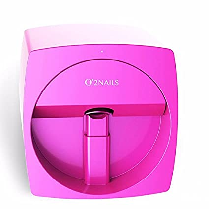 3D Nail Printers Portable Painting Machine Automatic Mobile Wireless Transfer Digital All-intelligent Nail...