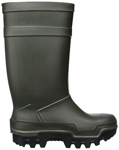 Vert Dunlop Purofort Thermo Full Sécurité Botte - C662933