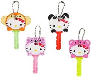 Amazon.com : Japanese Sanrio Hello Kitty ANIMAL KEY CAP: a