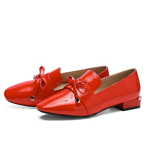 Sandali Donna red 35 Dgu00732 An Rosso Con Zeppa 54nvBv1qA