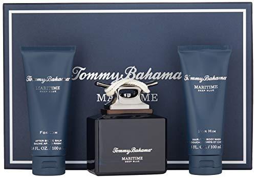 Tommy Bahama Maritime Deep Blue Gift Set, 2.65 lb - Cologne Gift Set De Eau