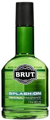 Brut Splash on Lotion- 7 oz (Pack of 4)
